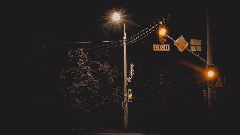 Glow At Night By: CalebHammonds